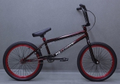 Велосипед BMX 713Bikes VOODOO R Dark Red