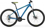"Велосипед MERIDA Big.Seven 20-MD Blue/Blue/Green ""19"