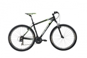 "Велосипед MERIDA BIG SEVEN 5-V Black(black/team edition)""16"