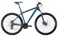 "Велосипед Merida Big Nine 15-MD DarkBlue/Blue ""18"