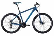 "Велосипед Merida Big Seven 15-MD DarkBlue/Blue ""18"
