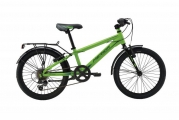 Велосипед MERIDA Spider J20 6 spd Green/Dark/Green