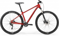 "Велосипед Merida Big Nine 300 MetallicRed/DarkRed/Black ""19"