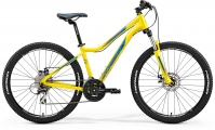 Велосипед Merida Juliet 6.20-MD Yellow/DarkBlue 18""