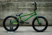 Велосипед Stark Madness BMX 2 Green/yellow