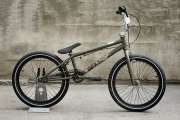 "Велосипед BMX Half Stack, Atomic Neon Green,""18"