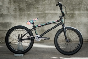 "Велосипед BMX Speaker plus Sooty Hawaiian Black,""18"