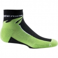 Носки Merida black/green team flame size: S