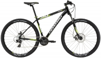 "Велосипед Cannondale Trail 7 Black  29er ""15"