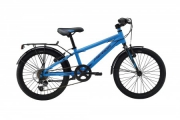 "Велосипед MERIDA Fox J20 6 spd Blue/dark blue ""18"