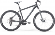 "Велосипед MERIDA Big.Seven 15-MD MattBlack/Silver ""19"