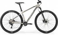 "Велосипед Merida Big Nine 500 SilkTitan/Silver/Black ""19"