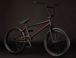 "Велосипед BMX Plug In, Barrique Matt Trans Dark Burgundy ""19"