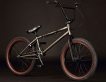 "Велосипед BMX Woofer, Gloss Gun Metall ""19"