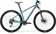"Велосипед Merida Big Nine 300 MetallicBlue/Red ""18"