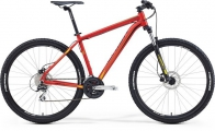 "Велосипед MERIDA BIG NINE 20-D Matt Red/yellow/black""16"