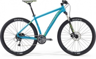 "Велосипед MERIDA BIG NINE 300 Matt Blue/green/black""16"