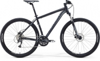 "Велосипед MERIDA BIG NINE 40-D Matt Black/grey""16"